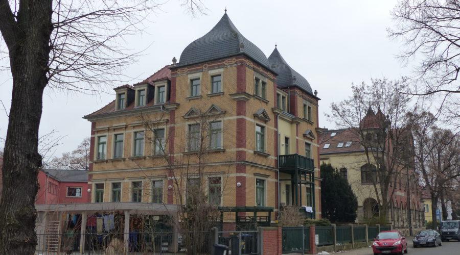 Dresden-Kleinzschachwitz, Hosterwitzer Str. 4
