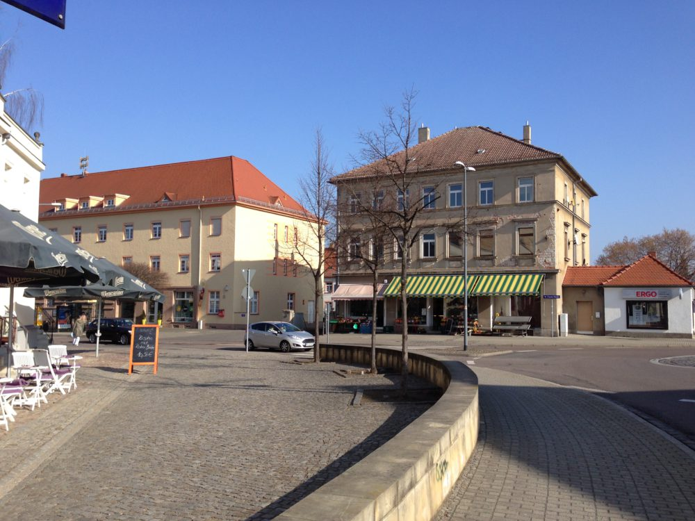 Der Laden Wilhelm-Franke-Str. 31, Außenansicht