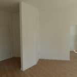 Flur, Wohnzimmer und Küche