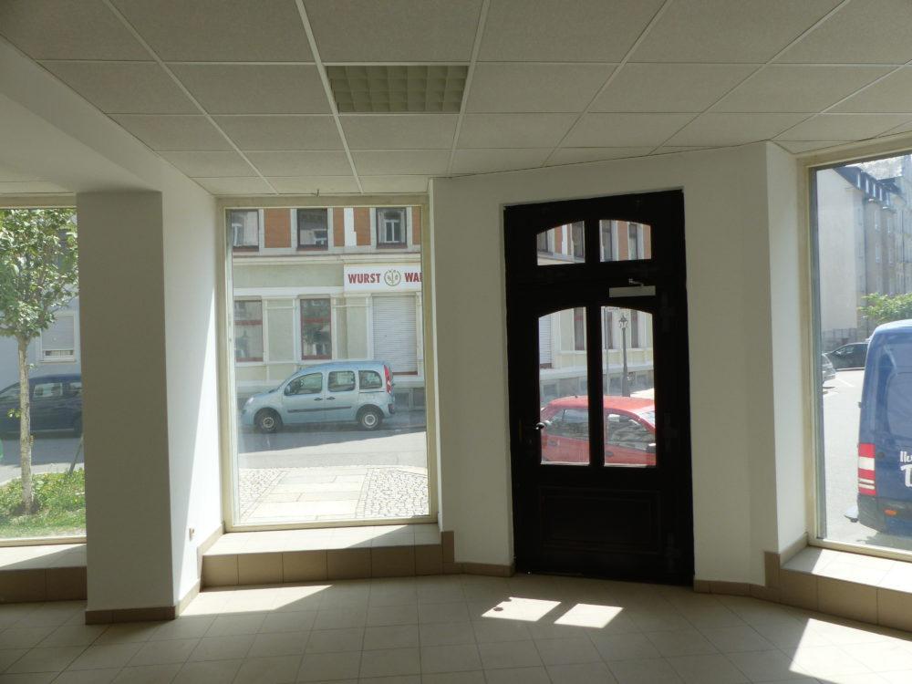 Geschäfts-Eingangsbereich