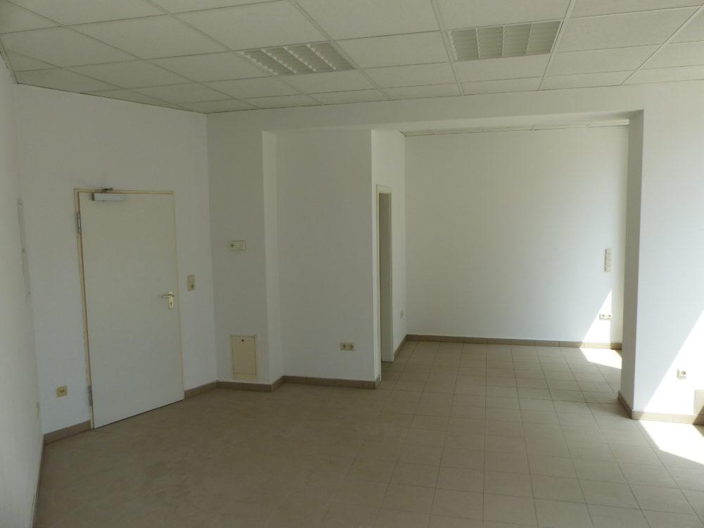 Der Geschäfts-Innenraum