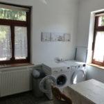 Küche mit Waschmöglichkeit