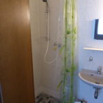 8. App. 2, Die Dusche
