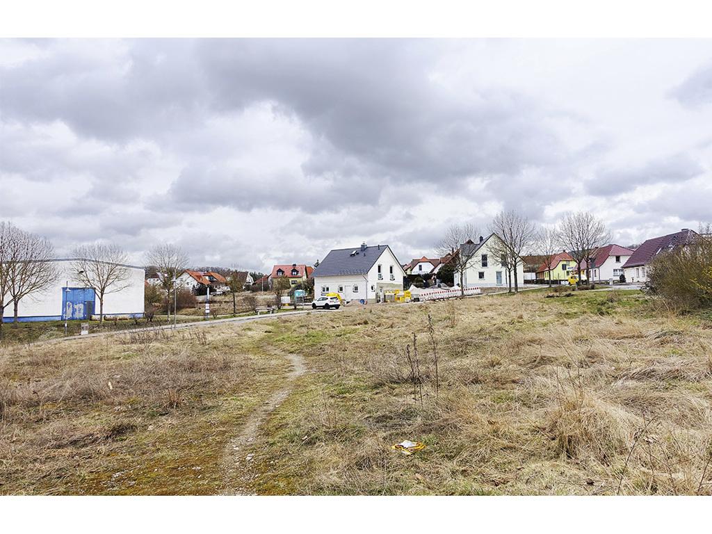 04 Das Grundstück in Richtung Stephanshöhe